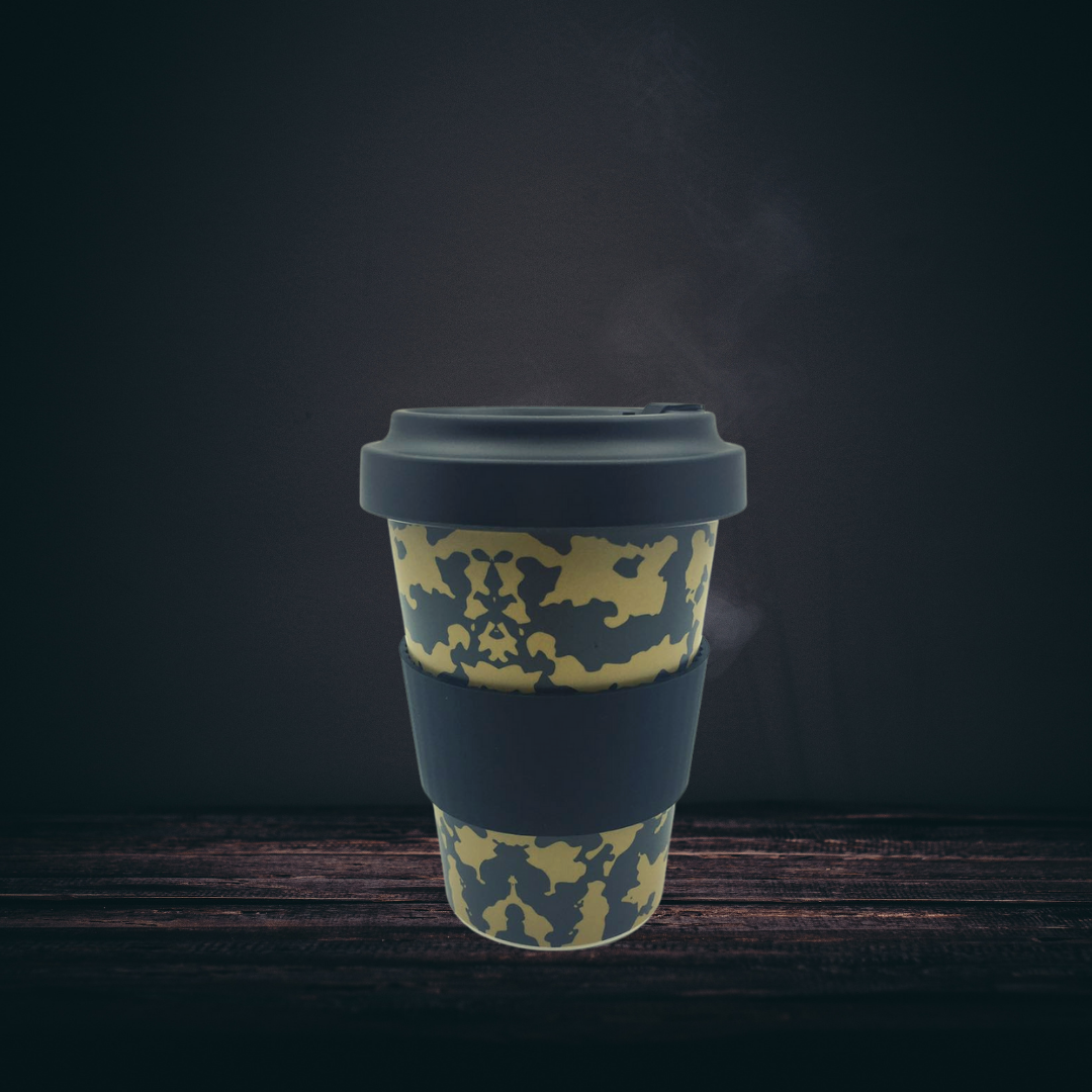 Reusable Coffee Mug -  Army Collection