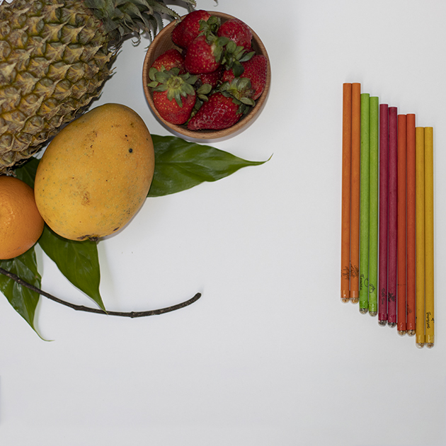 Plantable Fruit Pencils